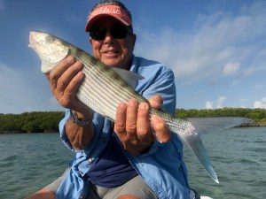 Florida keys flyfishing guide