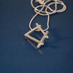 Silverkupe Mikado Pendant