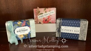 QUICK & EASY GIFT BOXES FOR MOTHER'S DAY, FATHER'S DAY AND BIRTHDAY!