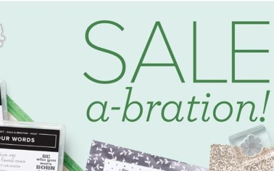 HOLIDAY MINI CATALOG AND SALE-A-BRATION TIME