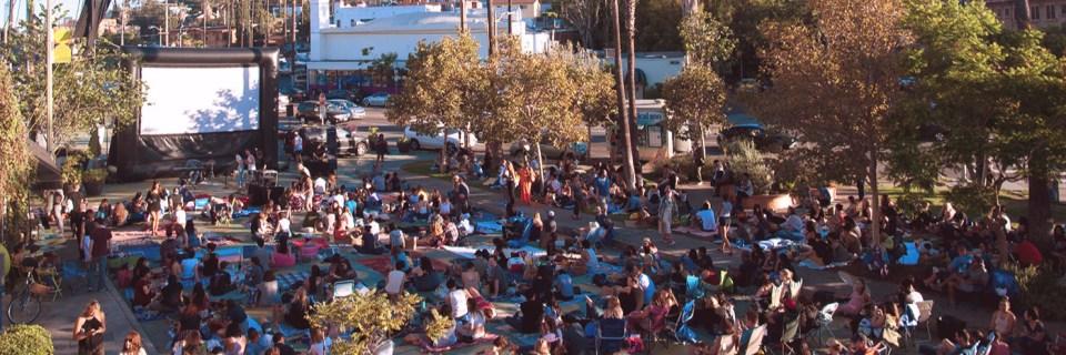 Outdoor Movies in Los Angeles