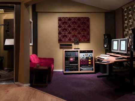 recording studios in los angeles