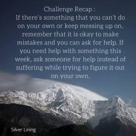 https://silverliningcommunity.wordpress.com/2016/01/23/challenge-recap/