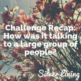https://silverliningcommunity.wordpress.com/2016/02/27/challenge-recap-talking-to-others/