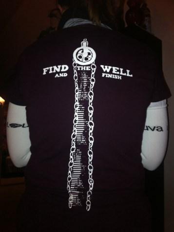 My Louva sleeves & a favorite shirt