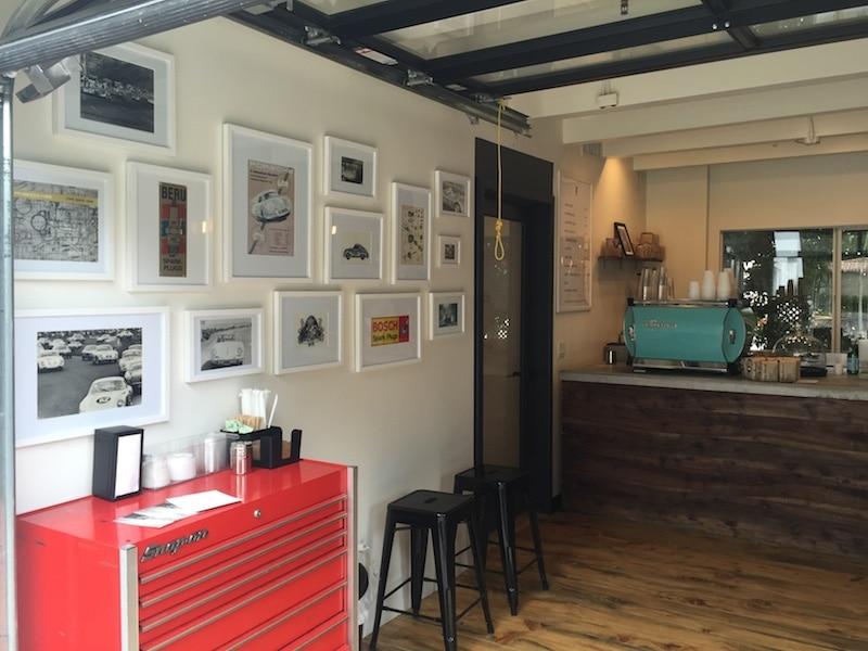 Porsche Inspired Coffee Shop Opens In Scottsdale, Arizona