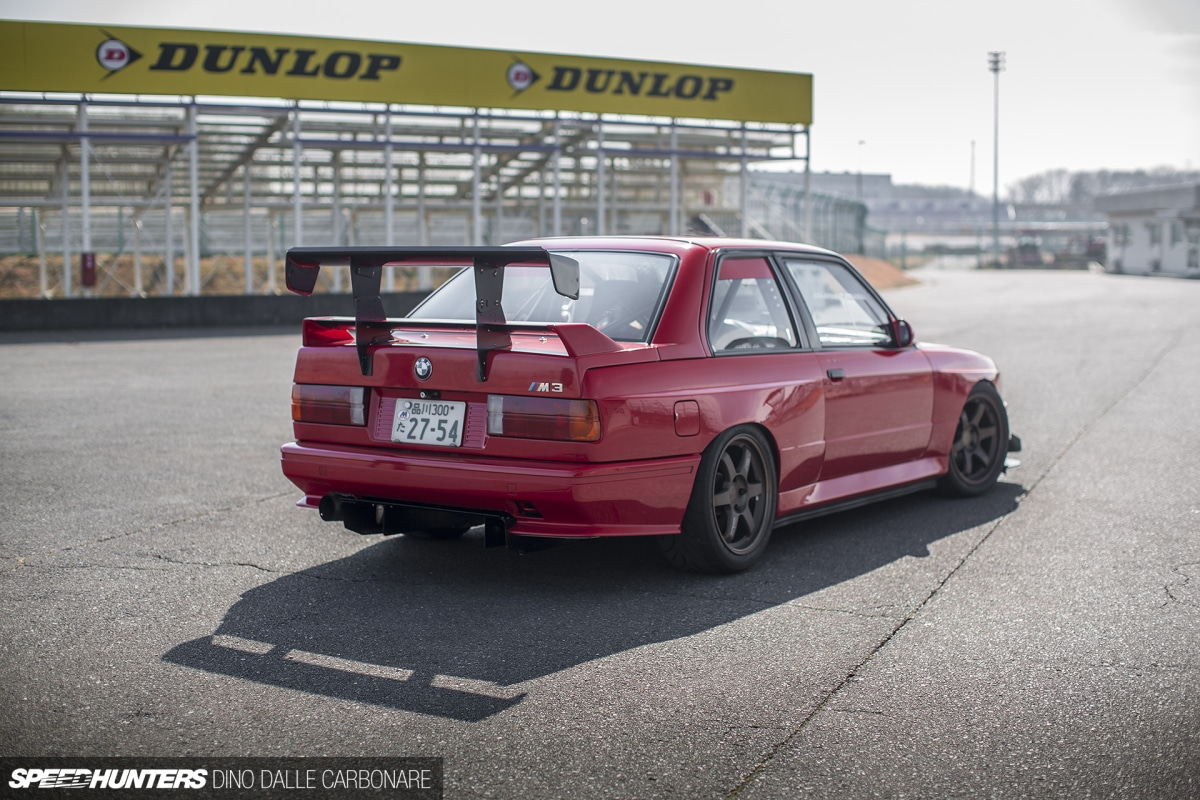 An E30 M3 With DTM Aspirations