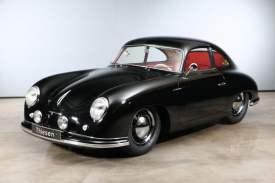 1952 Porsche 356 1300 Pre A Coupe-8