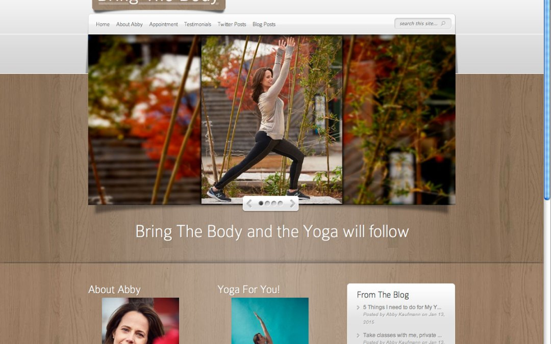 Bring the Body Yoga