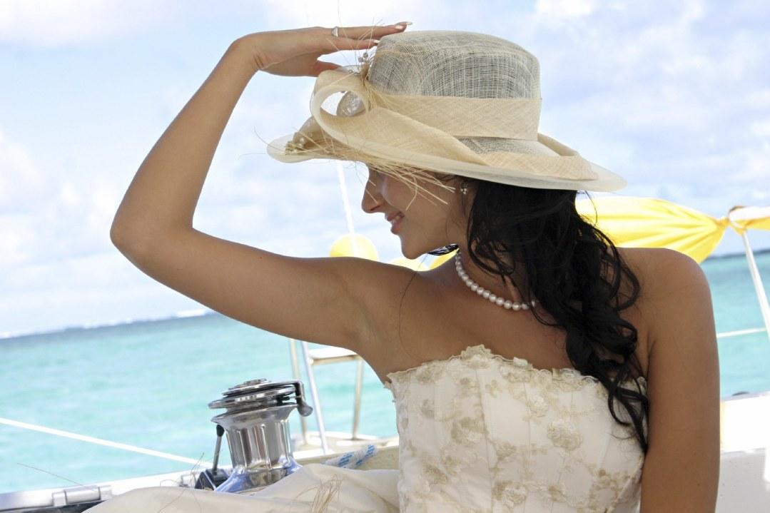 Silver Moon Charters Weddings Barbados
