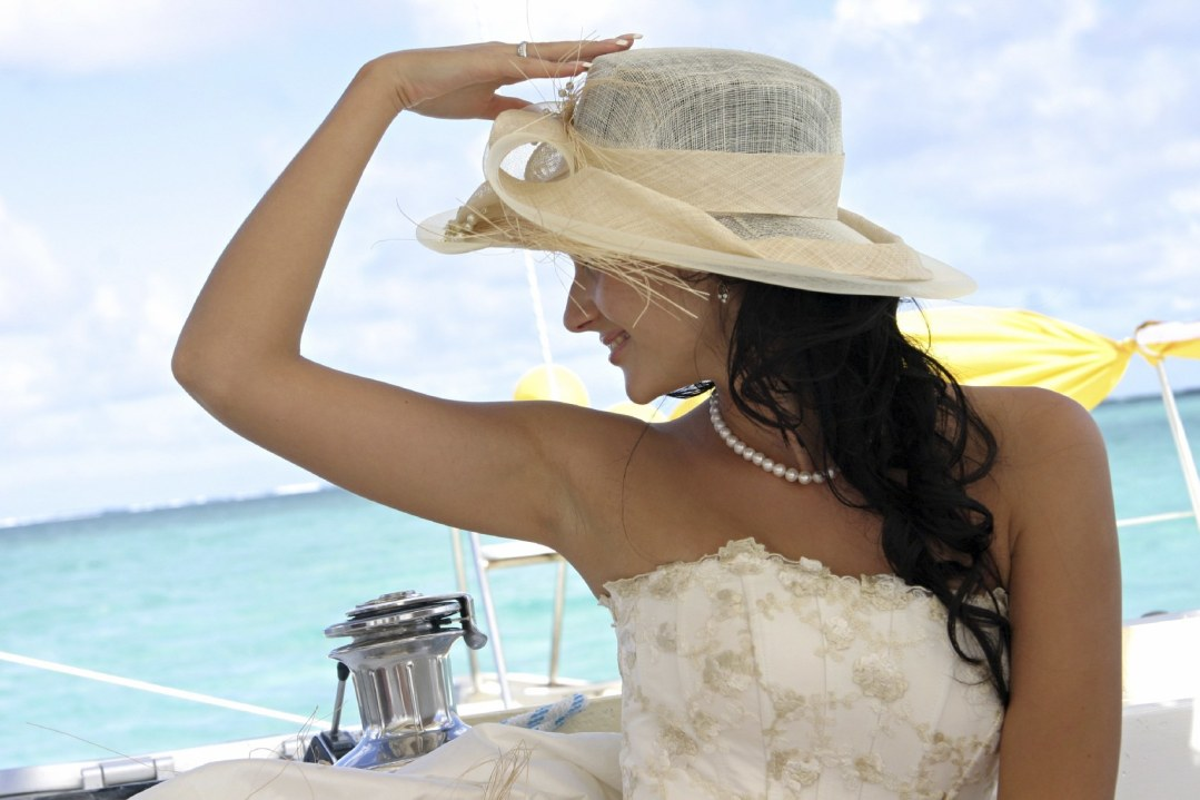 Silver Moon Charters Weddings Barbados