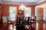 leona dining room remodel