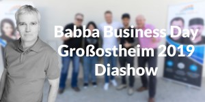 Babba Business Day Großostheim 2019 Diashow