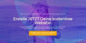Gratis Website erstellen