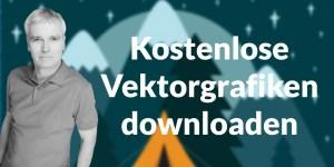 Kostenlose Vektorgrafiken downloaden