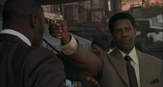 American Gangster Movie Review The Silverscreen Analysis