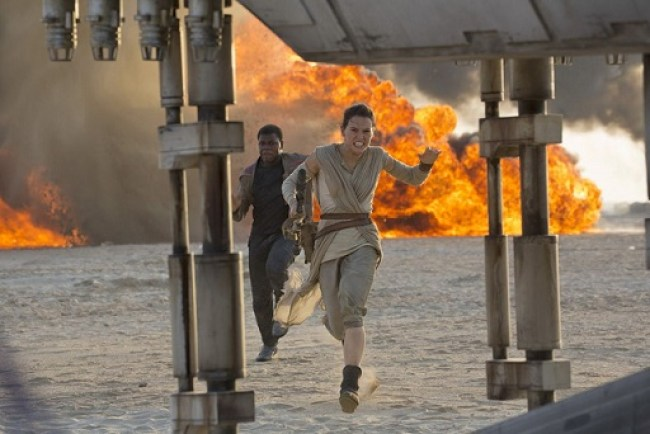 Stills Star Wars The Force Awakens 2015 1