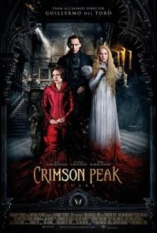Poster Crimson Peak 2015