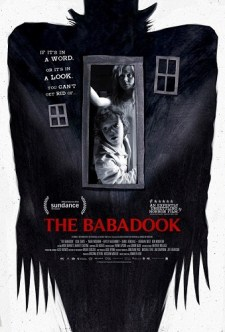 Poster The Babadook 2014