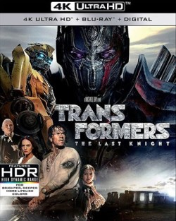 Transformers The Last Knight Blu-ray - 1