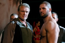 C2_08631_RDolph Lundgren and Florian Munteanu star as Ivan and Viktor Drago in CREED II,a Metro Goldwyn Mayer Pictures and Warner Bros. Pictures film.Credit: Barry Wetcher / Metro Goldwyn Mayer Pictures / Warner Bros. Pictures© 2018 Metro-Goldwyn-Mayer Pictures Inc. and Warner Bros. Entertainment Inc.All Rights Reserved.