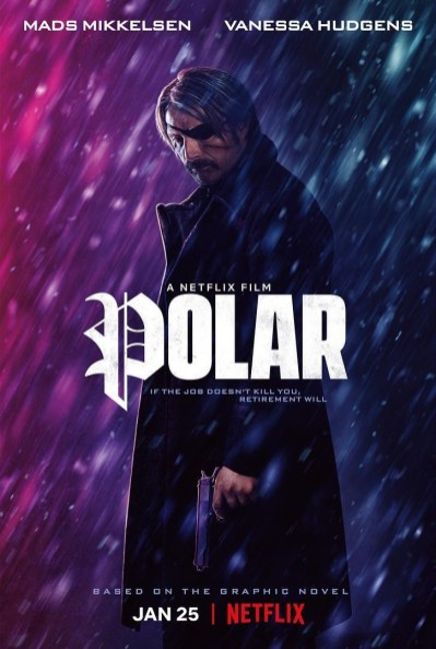 Polar (2019) Netflix