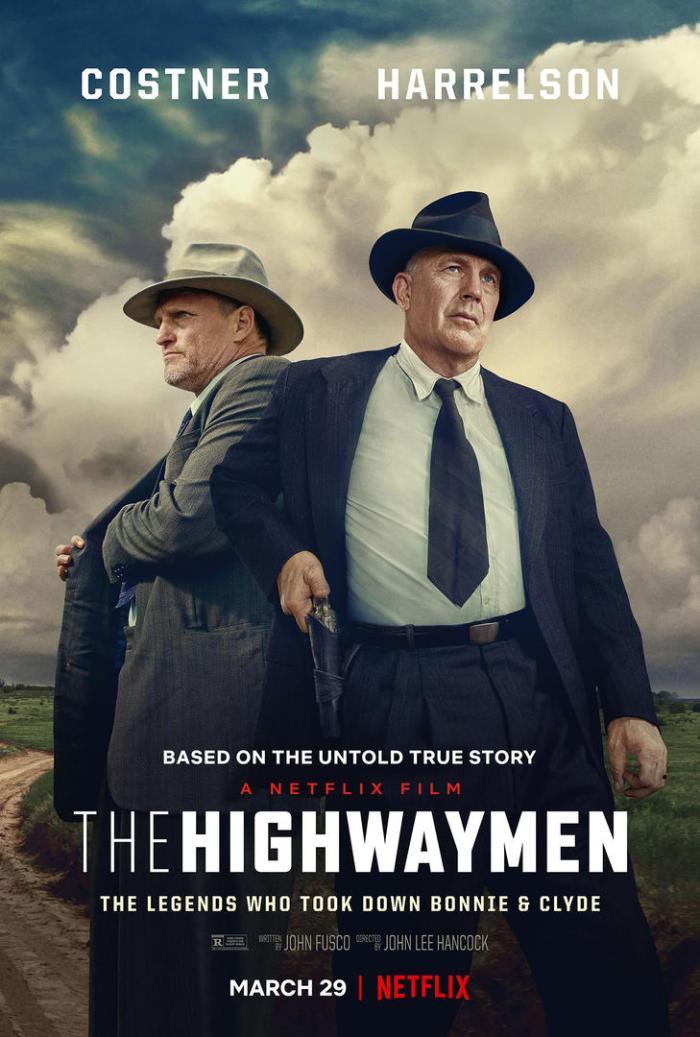 The Highwaymen (2019) 0