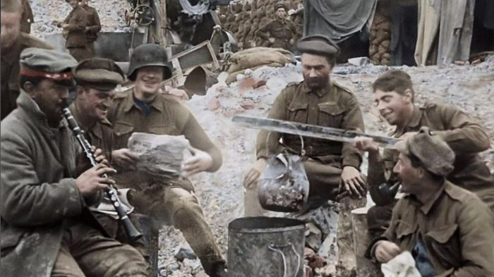 They Shall Not Grow Old (2018) 4