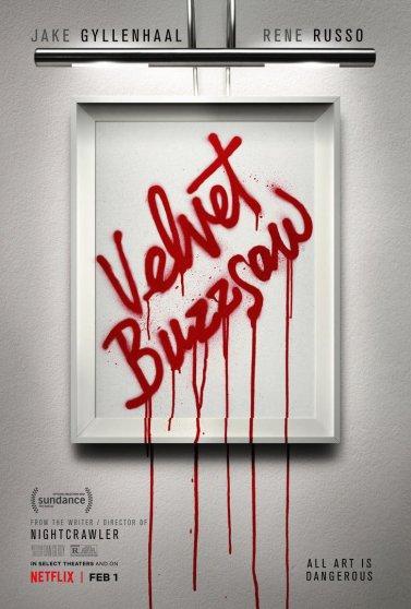 Velvet Buzzsaw (2019) Netflix