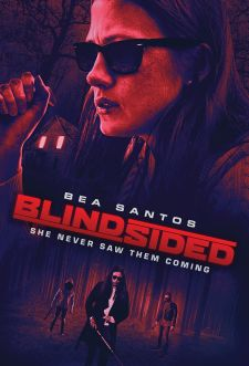 Blindsided (2018) Poster 1