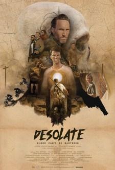Desolate (2018) Poster 1