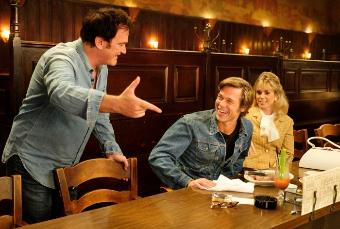 Once Upon a Time In Hollywood (2019) Image 9