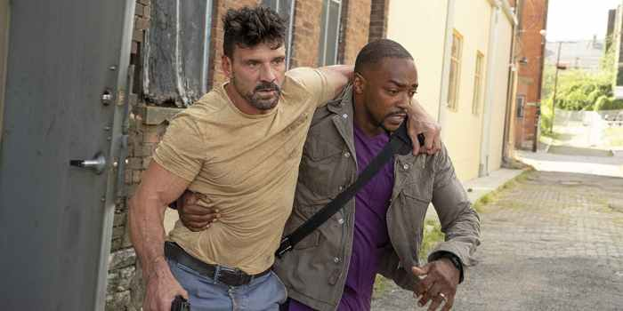 Point Blank (2019) Image 2