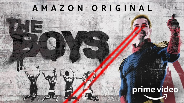 The Boys S1 (2019) Poster 3
