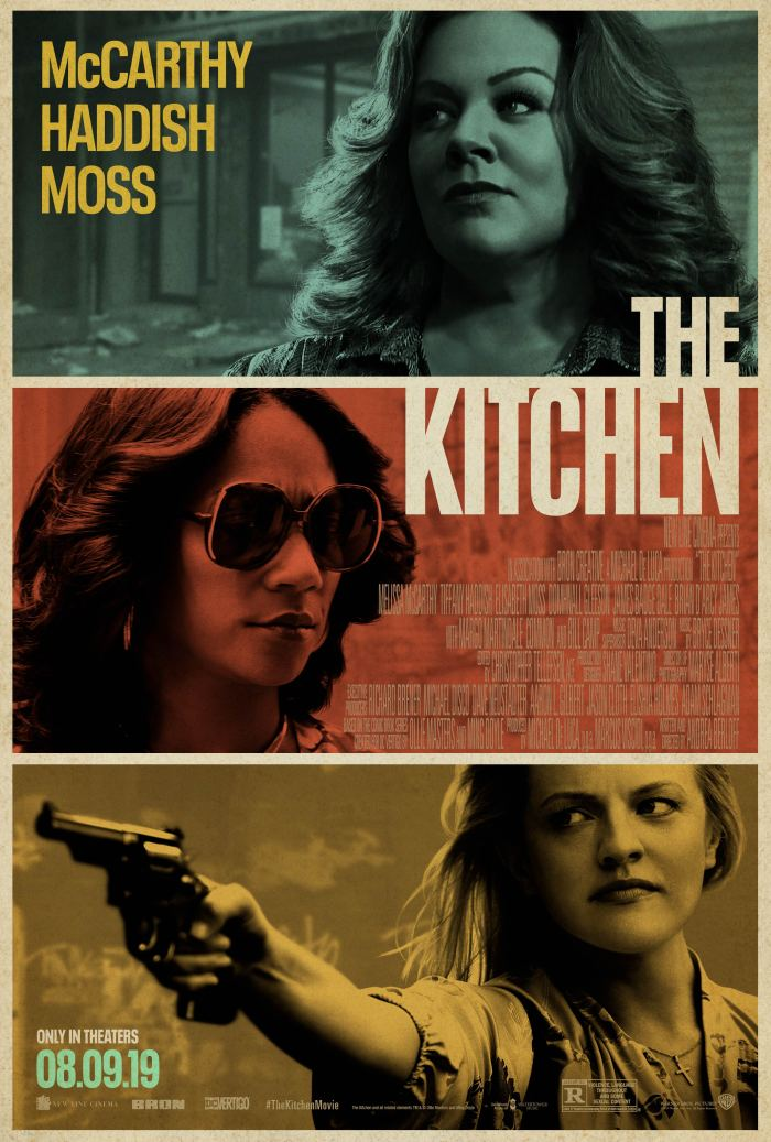 The Kitchen (2019) Poster 2