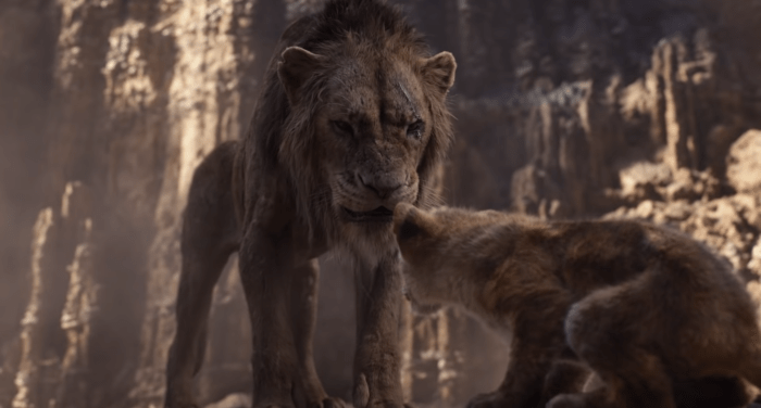 The Lion King (2019) Image 4