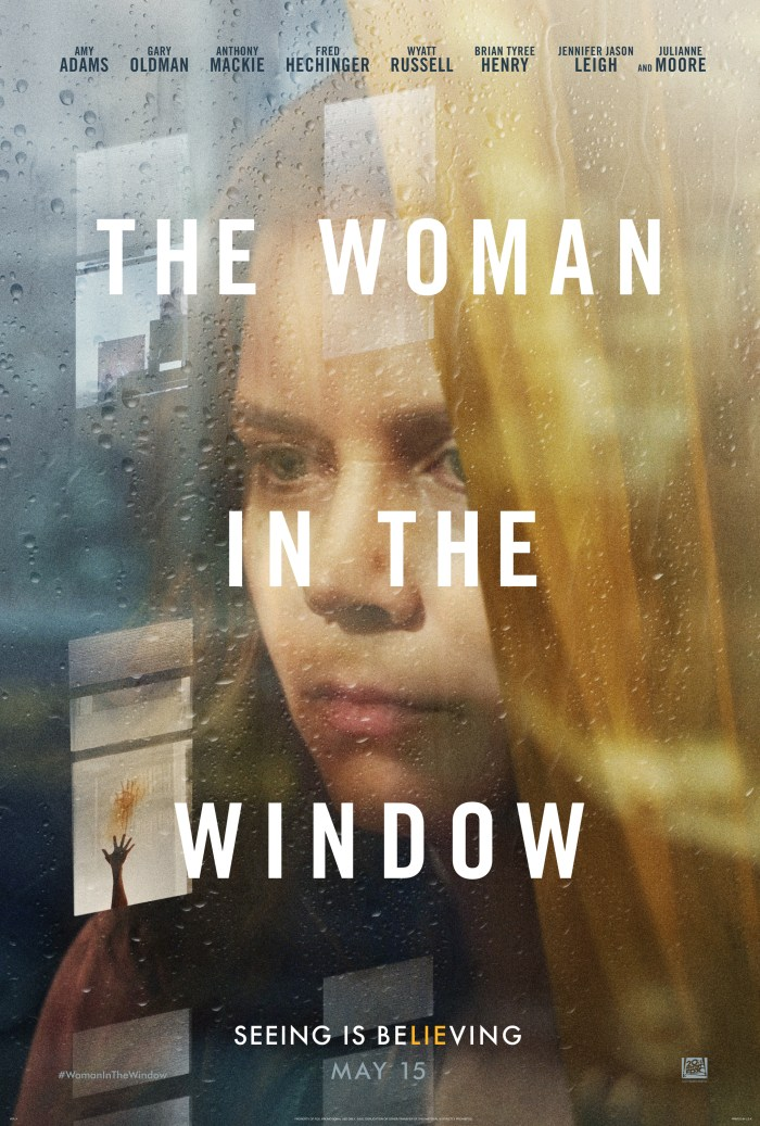The Woman in the Window (2020) Poster 2