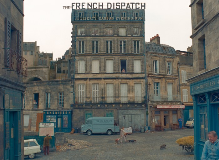 The French Dispatch (2020) 1
