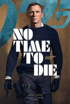 No Time to Die (2020) Poster 8