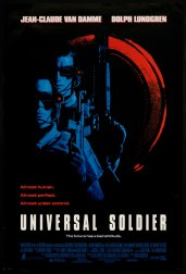 Poster - 11 Universal Soldier