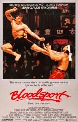 Poster - 4 Bloodsport
