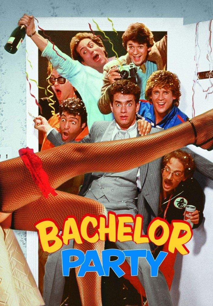 Poster - Bachelor Party