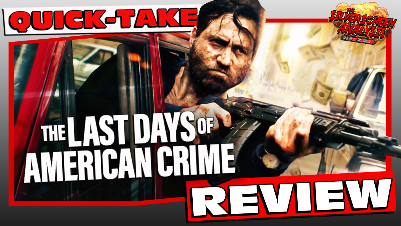 The Last Days Of American Crime Review A Stylistic Mess The Silverscreen Analysis
