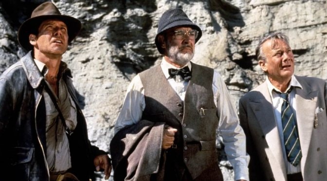 Movie Review: Indiana Jones and the Last Crusade