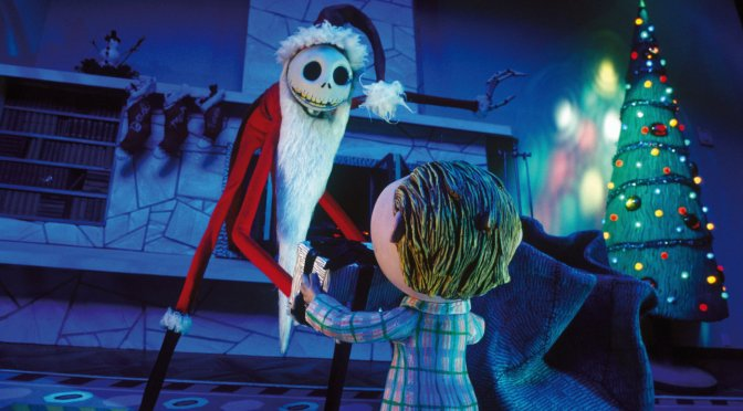 Movie Review: Tim Burton's The Nightmare Before Christmas