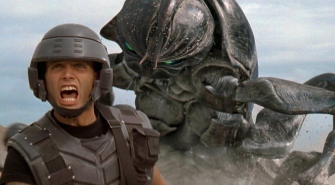 Movie Review: Starship Troopers