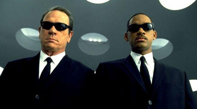 Movie Review: Men in Black