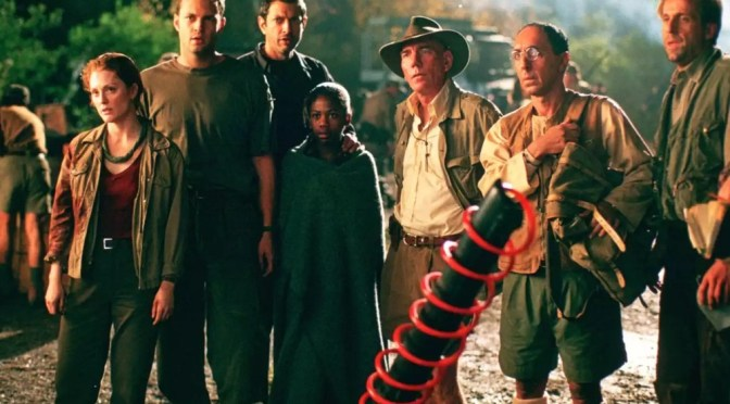 Movie Review: The Lost World: Jurassic Park (1997)
