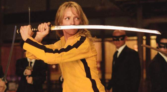 Movie Review: Kill Bill: Volume 1
