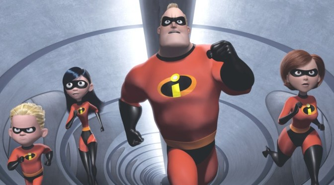 Movie Review: The Incredibles
